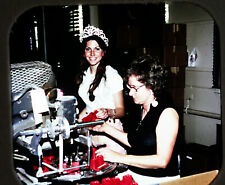 View-Master Reel 1974-2 ROSE COURT Festival - PORTLAND Oregon