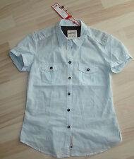Esprit Kurzarm Damenblusen, - tops & -shirts aus Baumwolle