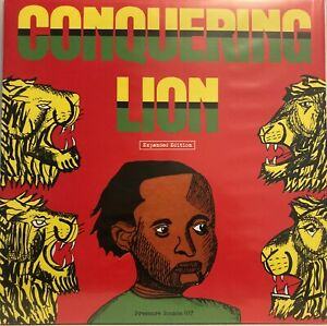 Yabby You - Conquering Lion 2 LP Expanded Edition Pressure Sounds
