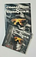 Command and Conquer 1995 Westwood PC VIDEO GAME CD-Rom Westwood 1995