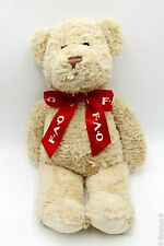 "Fao Schwarz 15"" Teddy Bear Stuffed Animal Plush Toy"