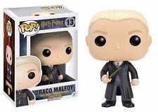 Funko Pop! Movies Harry Potter - Draco Malfoy Vinyl Action Figure