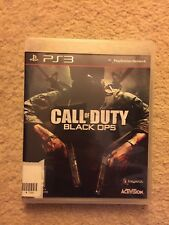 Call of Duty: Black Ops (Sony PlayStation 3, PS3)