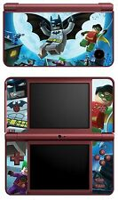 VINYL SKIN STICKER FOR NINTENDO DSI XL - REF 24 LEGO BATMAN