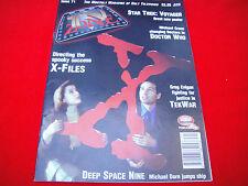 TV ZONE #71 ~ X-FILES ~ STAR TREK ~ DOCTOR WHO ~ MOONLIGHTING