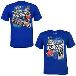 Trevor Bayne 2015 Chase Authentics #6 Advocare Chassis Tee FREE SHIP!