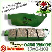 07HO4108 Plaquettes Brembo Céramique Avant Honda Ctx 700 2014>