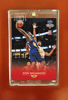 Zion Williamson Rookie Card / New Orleans Pelicans / Generation Next