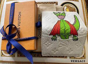 Louis Vuitton Pocket Organizer Monogram-embossed Cartoon Friend M80163 Sold Out