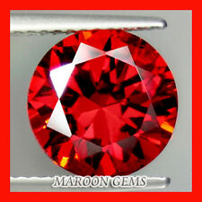 3.45ct. AWESOME AAA ROUND BRILLIANT LAB RED DIAMOND