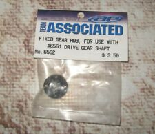 Vintage RC TEAM ASSOCIATED RC10 DS FIXED GEAR HUB RC Black (1) 6562