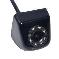1Pc Black Mini HD 170 Degree Reverse Backup Camera For Most Car SUV 12V 8LED
