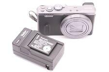Panasonic LUMIX DMC-ZS40 18.1 MP Digital Camera - Silver