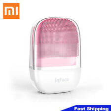 Xiaomi Silicone Electric Face Facial Cleansing Brush Body Exfoliator Waterproof