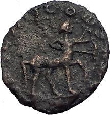 GALLIENUS Rare Possib UNPUBLISHED Denarius Ancient Roman Coin CENTAUR i63468