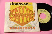 "DONOVAN 7"" MELLOW YELLOW"