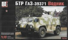 Soviet Amoured Car BTR Vodnik 1/72 Scale Gran 7214 (FREE SHIPPING)