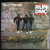 RUN DMC Walk This Way / King Of Rock (Vinyl 45, Profile) EXCELLENT