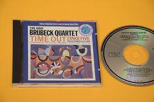 CD (NO LP ) DAVE BRUBECK QUARTET TIME OUT AUSTRIA PRESS TOP EX + TOP JAZZ