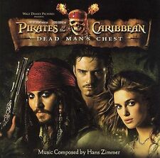 Pirates Of The Caribbean: Dead Man's Chest Hans Zimmer Audio CD