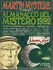 MARTIN MYSTERE ALMANACCO DEL MISTERO 1992