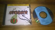 CD Pop Erasure - The Two Ring Circus (16 Song) MUTE / INTERCORD Barcode 4..