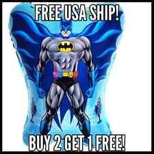 Batman Super Hero Birthday Party Balloon superman balloons Justice League