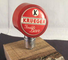 Beer Tap Handle Krueger Ball Knob Ultra Rare Beer Tap Handle Krueger Tap Handle