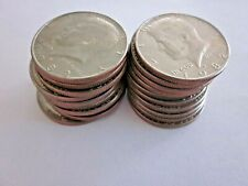 =one roll 1982 D JFK Kennedy Half Dollars Tough to find! Lot 20