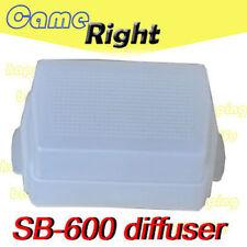Photo Studio Flash Speedlight Diffuser for Nikon SB600 SB-600DX SB-800