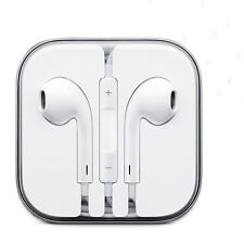Genuine Original OEM APPLE iPhone 5 6 Plus EarPods Earphones w/ Remote & Mic
