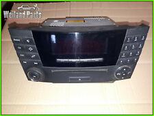 Mercedes E- Klasse Radio mit CD-Player A2118702889 MF2770