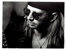 1993 Vintage Photo by K. MILLER guitarist Marc Bonilla models sunglasses fashion