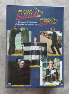 Better Call Saul Complete Series Seasons 1-5 (DVD,15 Discs)New