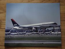 DELTA - LARGE PHOTO -  DELTA 767 TAKING OFF - RH - 20 X 16