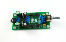 P7 Se Mini Dual 15V Preamp finished board Headphone amplifier board for 4xNe553
