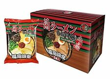 "Japanese populer Ramen ""ICHIRAN"" instant noodles 5 meals(ICHIRAN Fukuok... , New"