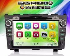 "AUTORADIO Touch 7"" HONDA CR-V 2008-2011 Navigatore Gps Comandi Volante Dvd Mp3"