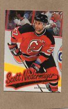 scott niedermayer new jersey devils 1996/97 ultra gold card g94