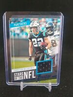 Christian McCaffrey 2019 Panini Prestige Stars Of The NFL Xtra Point Relic