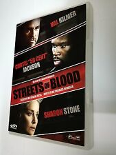 Streets of Blood (Azione 2009) DVD  film di Charles Winkler. Con Michael Biehn