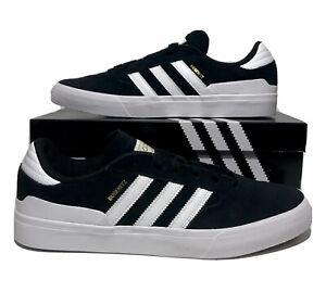 Adidas Dennis Busenitz Vulc II Skate Shoes Mens Size 10.5 Suede Black Retro