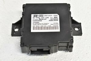 2009-2012 Hyundai Genesis Coupe 2.0T TPMS Module Tire Pressure Sensor OEM 09-12