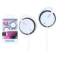 Philips Earclip Headphones SHS3800 Mix and Match /GENUINE