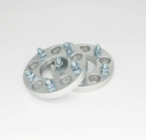 4 Wheel Adapters 5x115 To 5x4.5 5x114.3 15mm - Bolt On Spacers 5 Lug