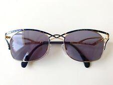 vintage CAZAL 272 col 525 blue/black/bicolor Germany sunglasses 90s medium/large