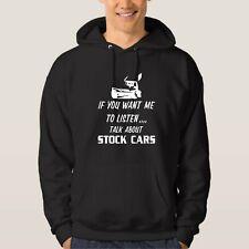 More details for f1 stock car racing - new - printed hoodie sweatshirt
