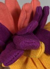 3 Pack Expert Gardener Jersey Gardening Gloves Med. Fresh Bright Colors New