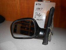 USED 1997 Dodge Grand Caravan; Left Power Side Mirror #774