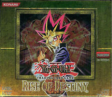 Yugioh Card Game Rise of Destiny 1ST EDITION 24 Ct. Booster Box